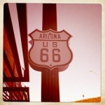 I get my kicks on Route 66